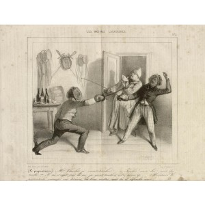 Le Proprietaire (Fencing)