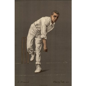 Empire Cricketers - Braund