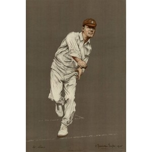Empire Cricketers - Lees