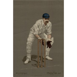 Empire Cricketers - MacGregor