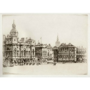Farrell - Horseguards, London