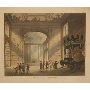 Greenwich Hospital, The Painted Hall (London)