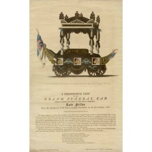 Lord Nelson's Funeral Car