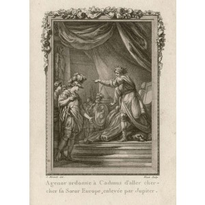 Mythology - Agenor and Cadmus