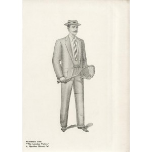 Tennis Fashion C1895