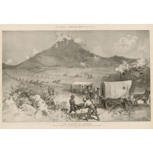 Boer War - The Battle of Graspan