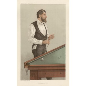 Vanity Fair Billiards - Roberts