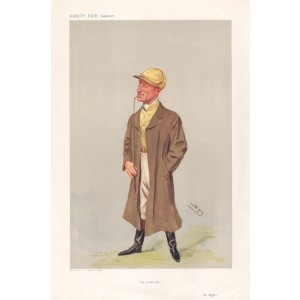 Vanity Fair Jockey - William Higgs