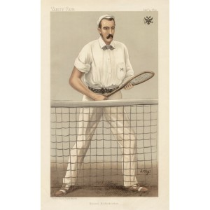 Vanity Fair Tennis - Michael Michailovitch