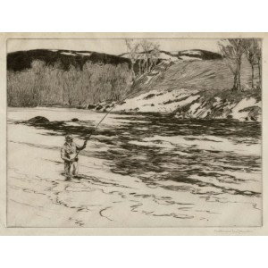 Wilkinson - Spring Fishing on the Dee