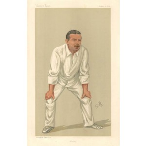 Vanity Fair Cricket - Robert Abel