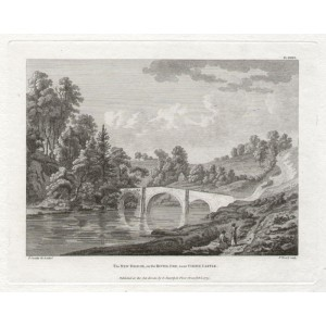 The New Bridge, on the River Dee, near Chirk Castle
