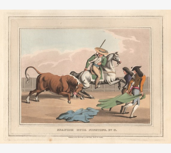 Charges Made by the Bull